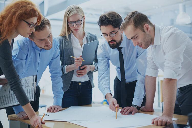 A Acerta Engenharia, Geotecnia e Meio Ambiente Ltda. desenvolve suas atividades de forma integrada e eficiente nas áreas em que atua